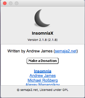 Best Idea to Remove InsomniaX on macOS