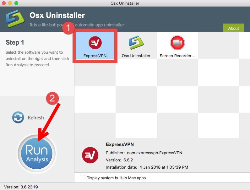 uninstall ExpressVPN for mac - osx uninstaller (14)