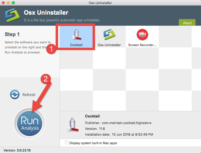 Follow Correct Steps to Uninstall Cocktail for Mac - osx uninstaller (2)