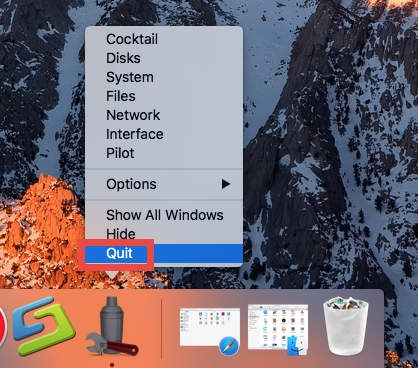 Follow Correct Steps to Uninstall Cocktail for Mac - osx uninstaller (4)