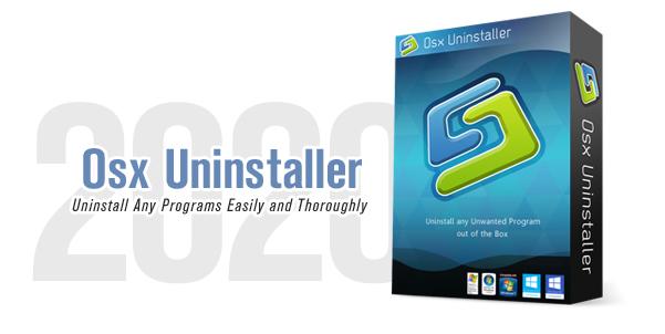 Osx Uninstaller2020