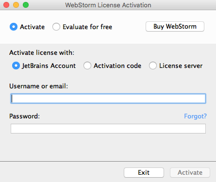 How Could I Uninstall WebStorm on Mac, Osx Uninstaller