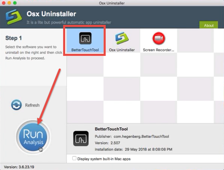 Uninstall BetterTouchTool for Mac - Osx Uninstaller (20)