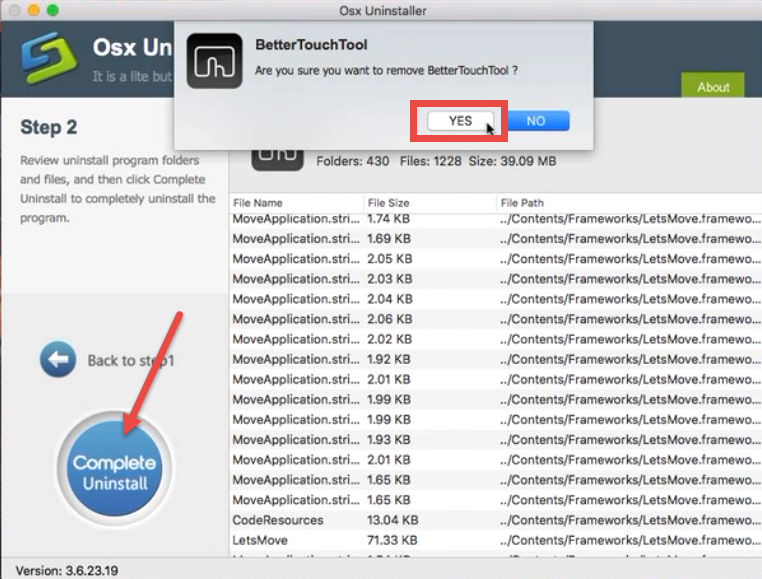 Uninstall BetterTouchTool for Mac - Osx Uninstaller (21)