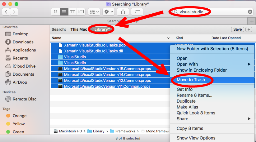 Here's How to Successfully Remove Visual Studio for Mac