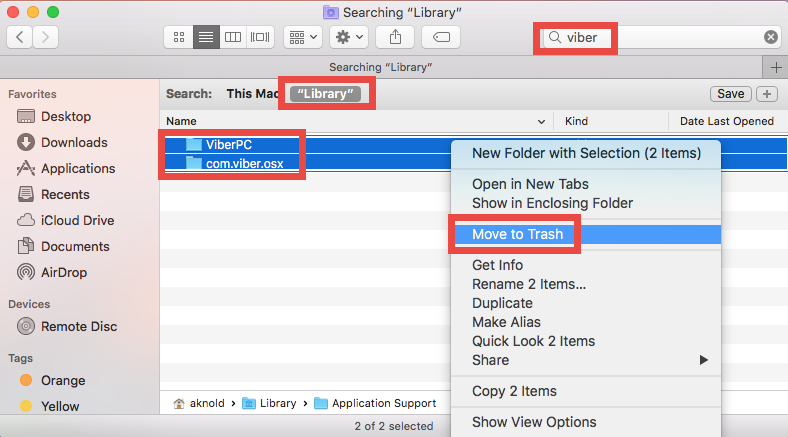 uninstall Viber for mac - osx uninstaller (8)