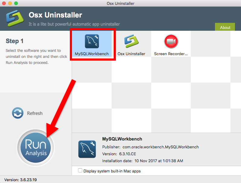 Remove MySQL Workbench Completely from Mac OS X