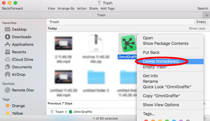 uninstall OmniGraffle for mac - osx uninstaller (6)