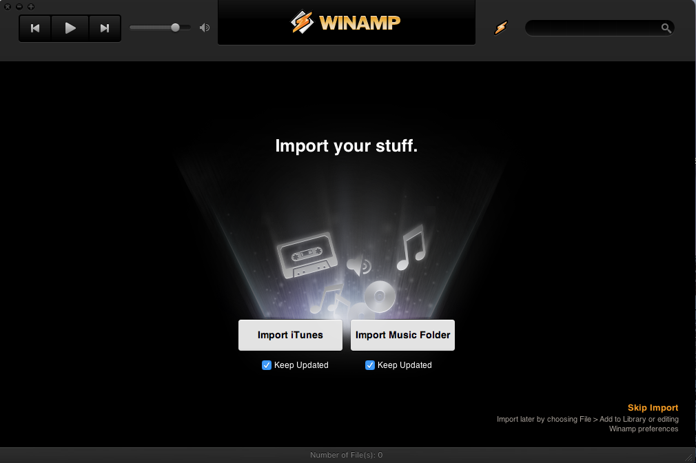 How Should I Remove Winamp for Mac?