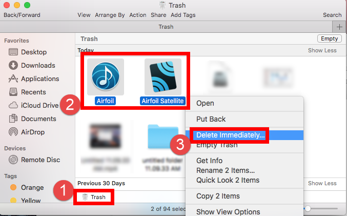 How to Fully Uninstall Airfoil (Airfoil Satellite) from Mac