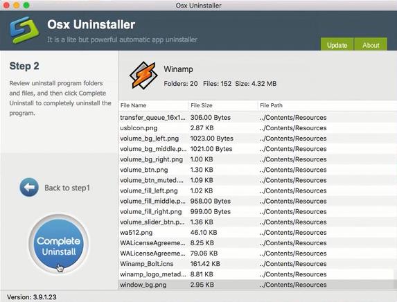 How Should I Remove Winamp for Mac?