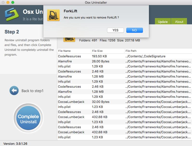 uninstall ForkLift for Mac - osx uninstaller (3)