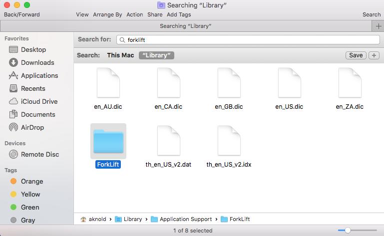 uninstall ForkLift for Mac - osx uninstaller (9)