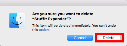Quickly Uninstall and Remove StuffIt Expander on Your Mac