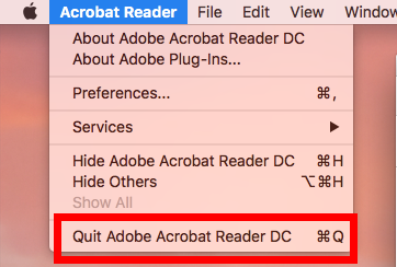 Uninstall Adobe Acrobat Reader for Mac (5)