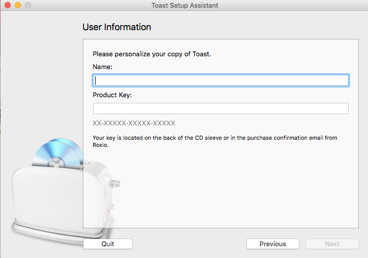 uninstall Toast Titanium for mac - osx uninstaller (1)