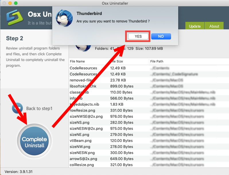 How to Thoroughly Uninstall Thunderbird on Your Mac