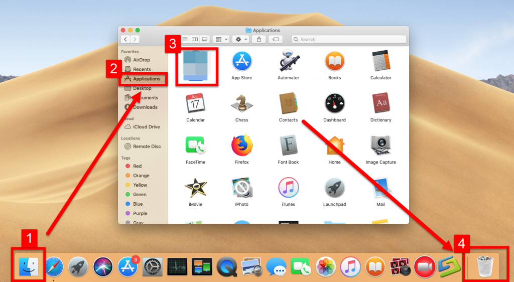 Guides to Uninstall UnRAR Free on Mac OS X—How to Remove UnRAR