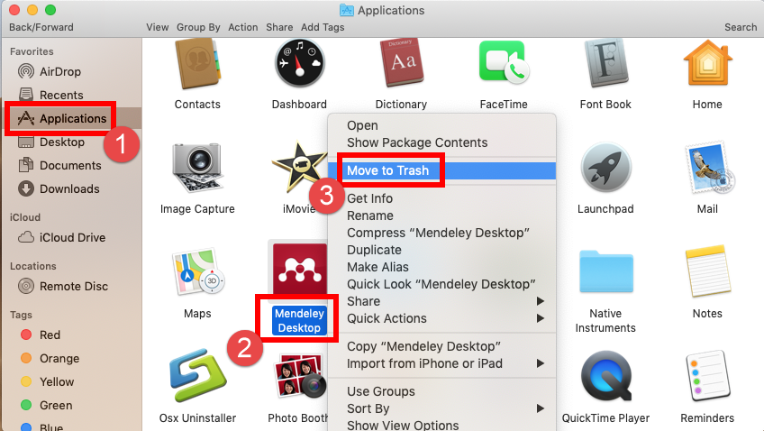 how to uninstall Mendeley for mac - osx uninstaller (4)