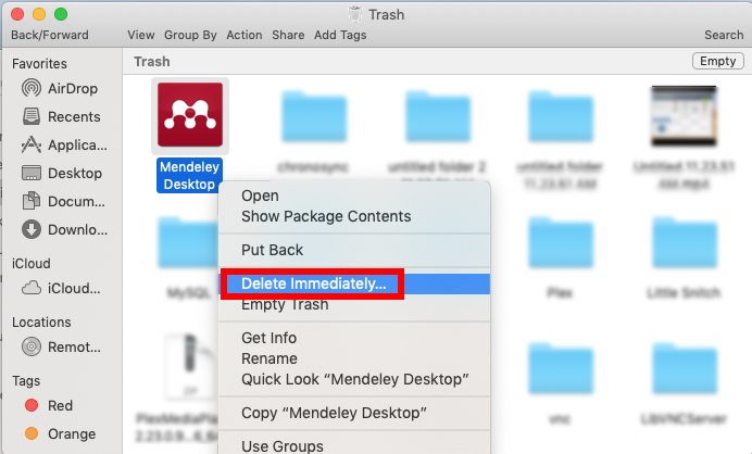 how to uninstall Mendeley for mac - osx uninstaller (5)