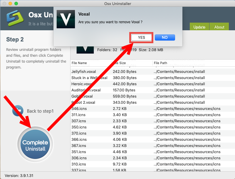 how to uninstall Voxal for mac - osx uninstaller (11)