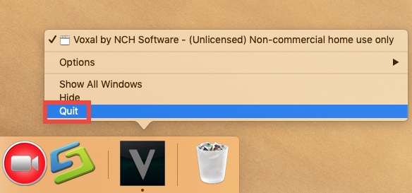 how to uninstall Voxal for mac - osx uninstaller (2)