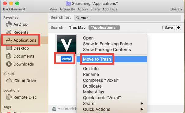 how to uninstall Voxal for mac - osx uninstaller (4)