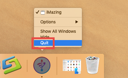how to uninstall iMazing for Mac - osx uninstaller (2)