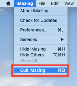 how to uninstall iMazing for Mac - osx uninstaller (3)