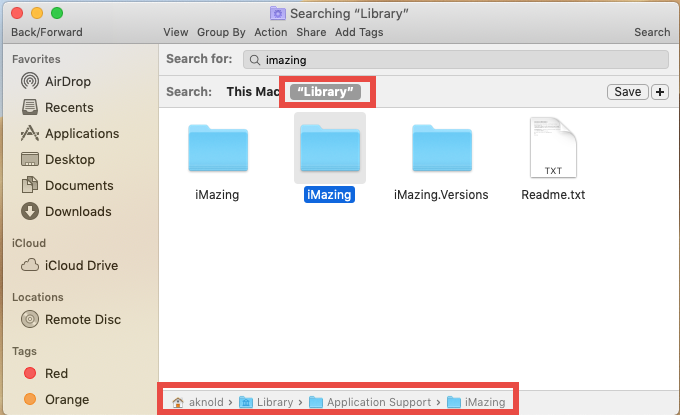 how to uninstall iMazing for Mac - osx uninstaller (9)