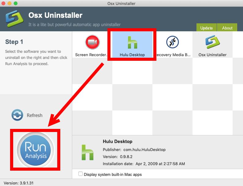 How to Uninstall Hulu Desktop for Mac - osx uninstaller (4)