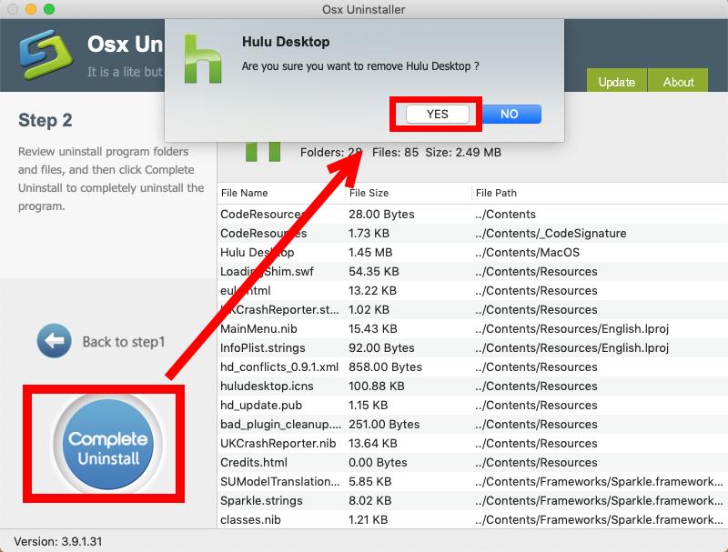 How to Uninstall Hulu Desktop for Mac - osx uninstaller (5)