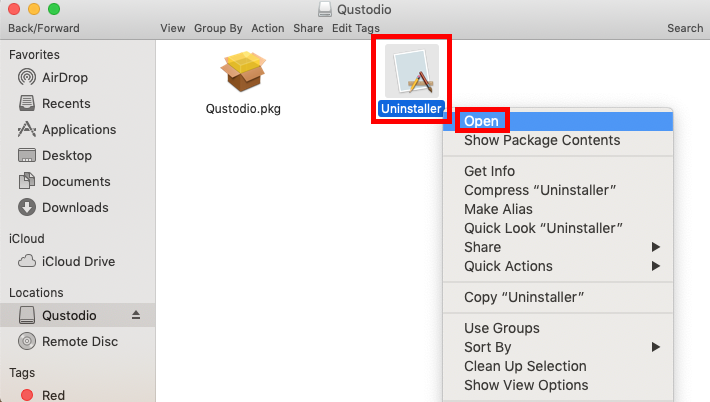 How to uninstall Qustodio on Mac - Osx Uninstaller (4)