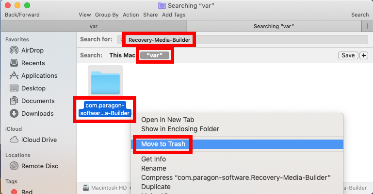 Uninstall Rescue Kit (Recovery Media Builder) for Mac - Osx Uninstaller (12)