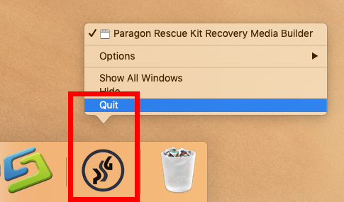 Uninstall Rescue Kit (Recovery Media Builder) for Mac - Osx Uninstaller (4)