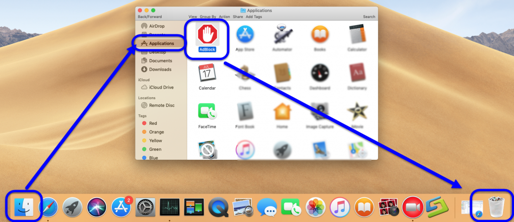 How do I Uninstall AdBlock for Safari on macOS? Solved