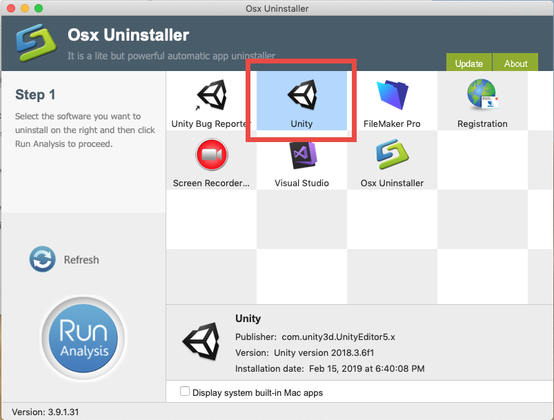 How to Uninstall Unity for Mac - Osx Uninstaller (2)