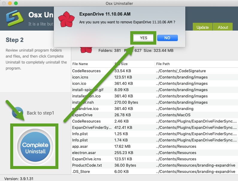 How to Uninstall ExpanDrive for Mac - Osx Uninstaller (12)