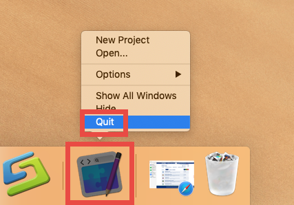 how to uninstall RapidWeaver for mac - osx uninstaller (2)