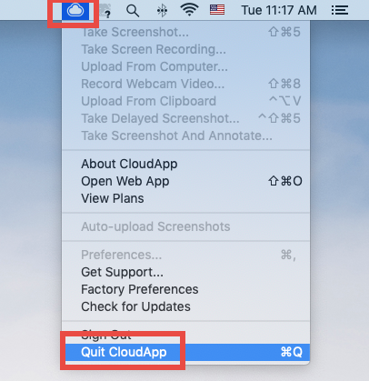 how to uninstall CloudApp on Mac - osx uninstaller (2)