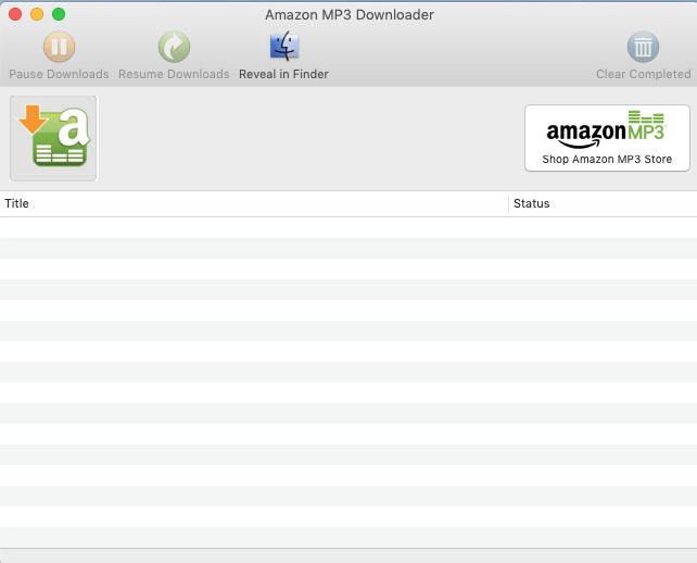 how to uninstall Amazon MP3 Downloader for mac - osx uninstaller  (1)