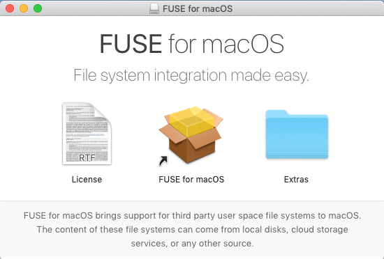 how to uninstall FUSE for mac - osx uninstaller (1)