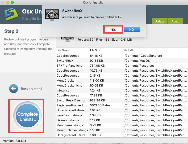 how to uninstall SwitchResX for Mac (9)