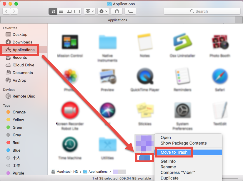 How to uninstall PuTTY for Mac - osx uninstaller (7)