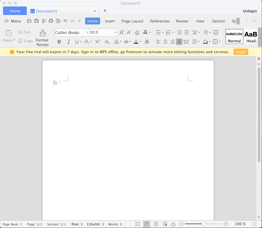 uninstall WPS Office