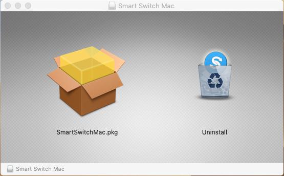 Uninstall Samsung Smart Switch