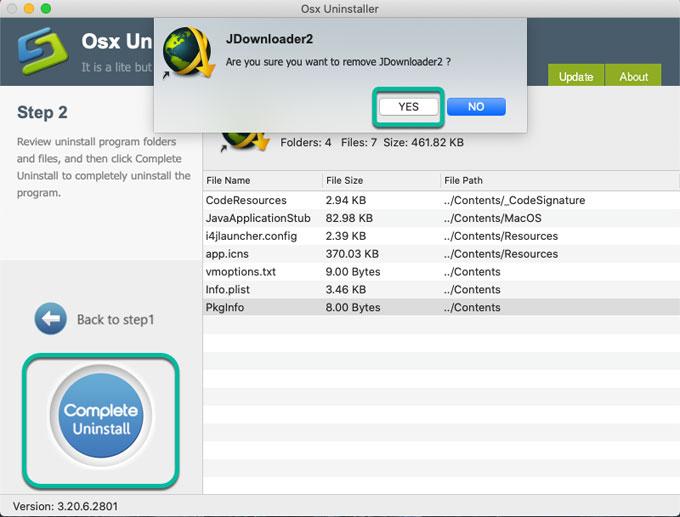 Complete Uninstall JDownloader