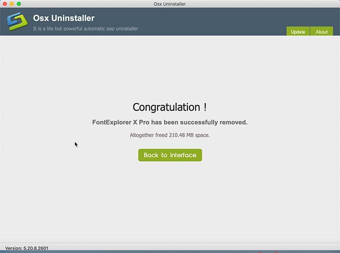 FontExplorer X Pro removal