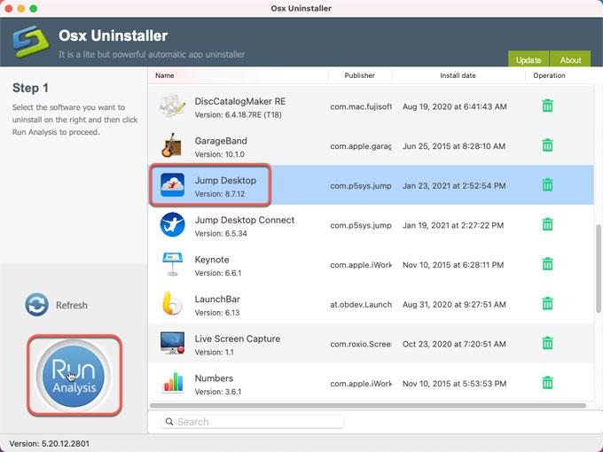 complete remove Mac app