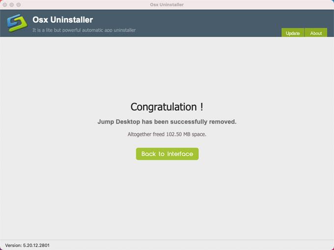 uninstall Jump Desktop completely